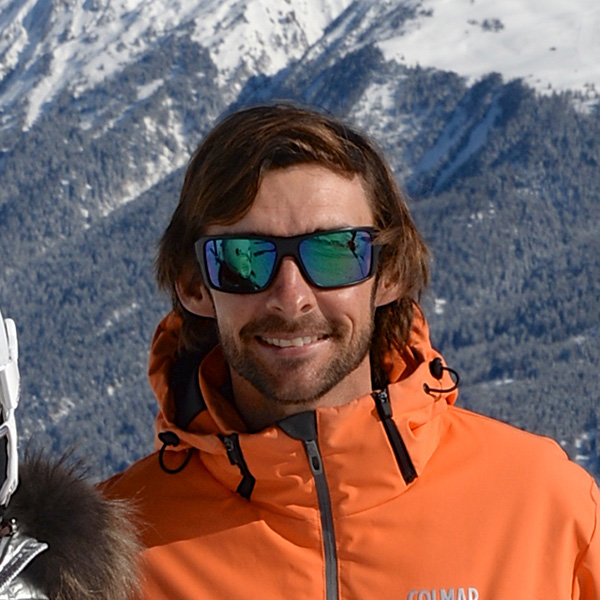 Moniteur de ski Christo Guillery